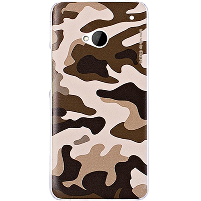 Deppa Military Case чехол для HTC One, Brown85022Чехол Deppa Military Case для HTC One предназначен для защиты корпуса смартфона от механических повреждений и царапин в процессе эксплуатации. Имеется свободный доступ ко всем разъемам и кнопкам устройства. В комплект также входит защитная пленка из трехслойного японского материала PET.