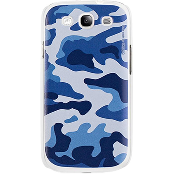 Deppa Military Case чехол для Samsung Galaxy SIII, Blue85009Чехол Deppa Military Case для Samsung Galaxy SIII предназначен для защиты корпуса смартфона от механических повреждений и царапин в процессе эксплуатации. Имеется свободный доступ ко всем разъемам и кнопкам устройства. В комплект также входит защитная пленка из трехслойного японского материала PET.