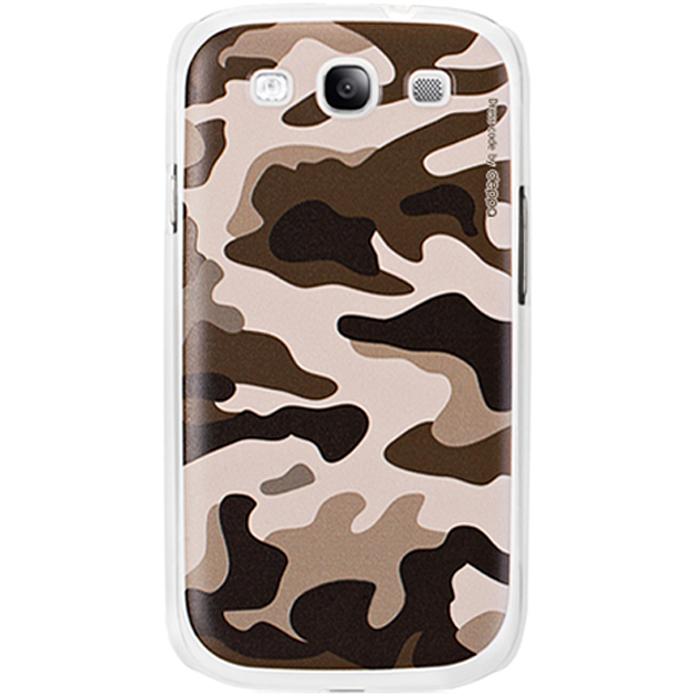 Deppa Military Case чехол для Samsung Galaxy SIII, Brown85010Чехол Deppa Military Case для Samsung Galaxy SIII предназначен для защиты корпуса смартфона от механических повреждений и царапин в процессе эксплуатации. Имеется свободный доступ ко всем разъемам и кнопкам устройства. В комплект также входит защитная пленка из трехслойного японского материала PET.