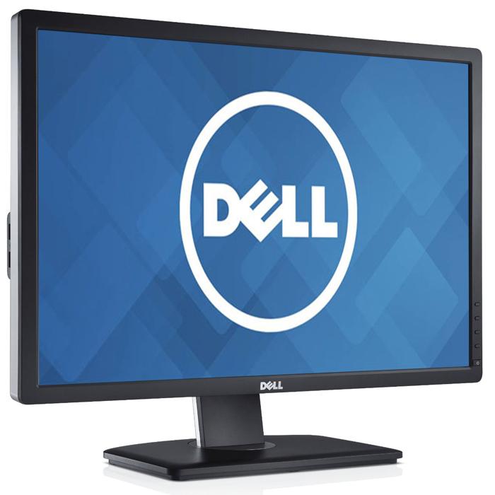 Dell U2412M, Black монитор2412-0896Широкоформатный экран в любой ориентации. Благодаря 24-дюймовой панели с соотношением сторон 16:10, технологии IPS и светодиодной подсветке монитор Dell U2412M обеспечивает яркое изображение и потрясающие возможности для адаптации к любому стилю работы.Мощные возможности:Оцените возможности технологии IPS, широкий угол обзора и высокое качество цветопередачи, что обеспечивает несравненные ощущения от просмотра.Гибкие возможности: Выберите наиболее удобное положение благодаря практически неограниченным возможностям регулировки высоты, наклона и поворота в горизонтальной и вертикальной плоскостях.Возможность настройки: Можно изменить настройки энергопотребления, яркости текста и цветовой температуры нажатием одной кнопки, чтобы сократить энергопотребление этой экологически чистой панели, не содержащей мышьяка и ртути.