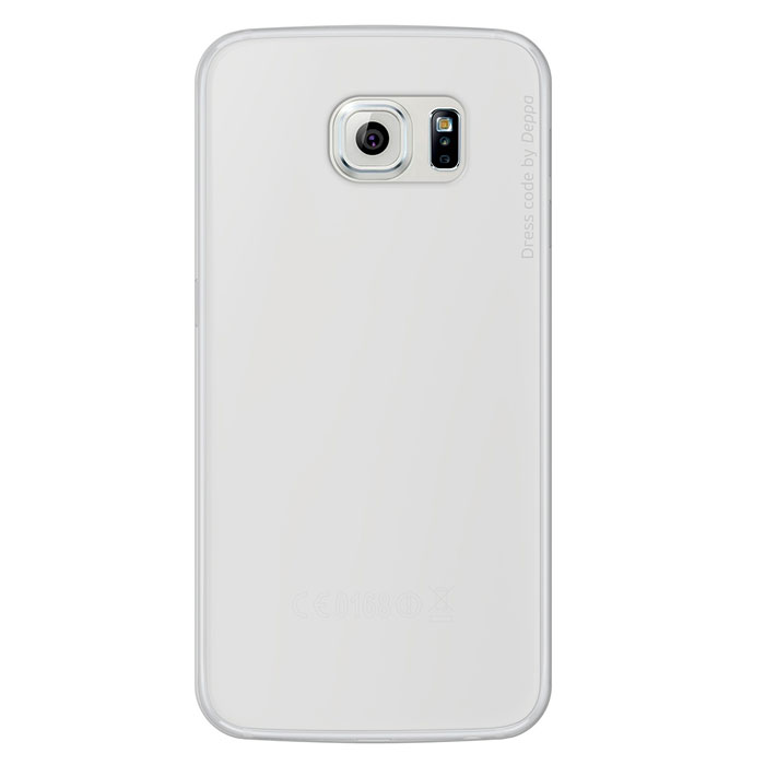Deppa Sky Case чехол для Samsung Galaxy S6, Clear - Чехлы