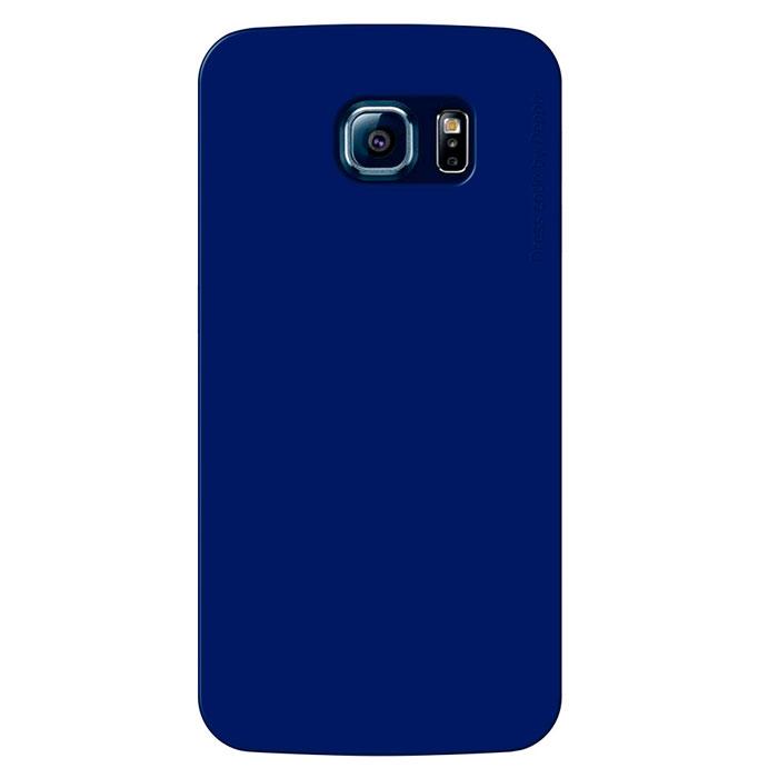 Deppa Sky Case чехол для Samsung Galaxy S6, Blue - Чехлы