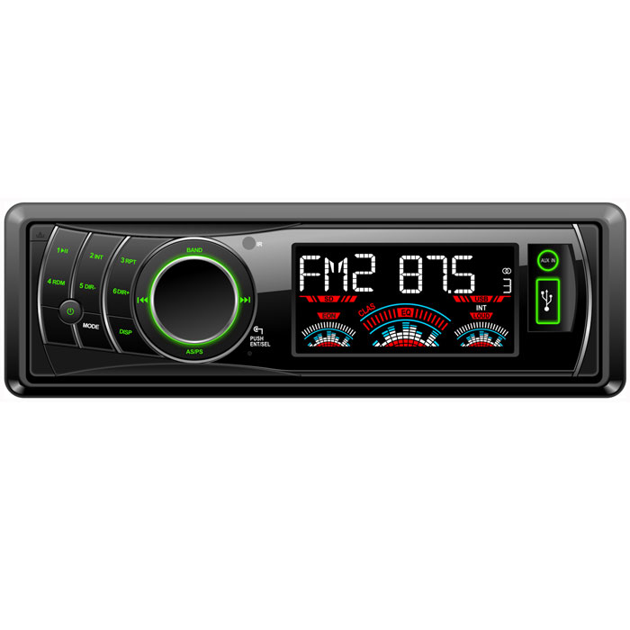 Supra SFD-112U, Black автомагнитола MP3SFD-112UСовременный и строгий дизайн, многофункциональность, приемлемая цена - это автомагнитола SUPRA SFD-112U. Она идеально вписывается в панель любого автомобиля и смотрится как заводская установка. Наличие ИК-пульта дает возможность на расстоянии переключать треки и регулировать громкость. USB-порт дает возможность подключать современные цифровые носители для прослушивания музыкальных треков в формате WMA и MP3. Встроенный усилитель с четырьмя каналами пиковой мощности 50 Вт каждый обеспечивает отличный уровень звука. Наличие тюнера позволяет принимать сигналы в диапазоне FM и УКВ, а функция тонкомпенсации способствует более комфортному прослушиванию музыки на малой громкости