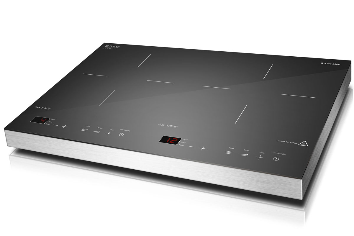 CASO S-Line 3500 настольная индукционная плитка - Настольные плиты