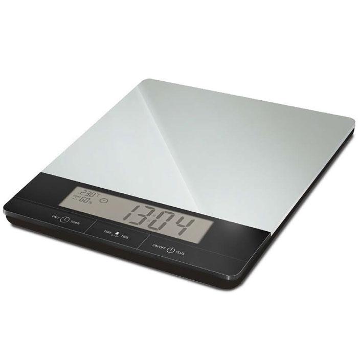 CASO I 10 весы кухонныеI10Элегантные дизайнерские кухонные весы/метеостанция CASO I10 с зеркальной платформой идеально подойдут для вашей кухни. CASO I10 ваш незаменимый помощник при взвешивании любых продуктов. Очень точный сенсор нагрузки и немецкое качество делают эти весы обязательной покупкой!Благодаря встроенным датчикам, вы можете не только измерять вес, но и температуру и влажность воздуха.