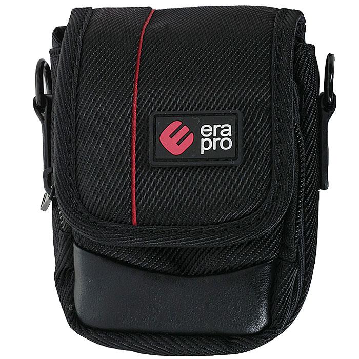 Era Pro EP-010911 Black, сумка для фотокамеры era pro ep 010901 black red чехол для фотокамеры