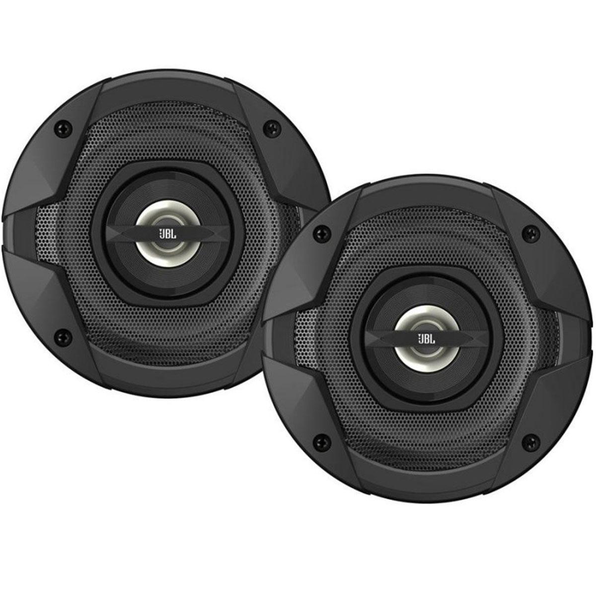 JBL GT7-4 автоакустика коаксиальнаяGT7-4Автомобильные динамики серии JBL GT7 – оптимальный выбор для тех, кто ценит сочетание цены и качества, а также небезразличен к стилю автомобильной акустики. Серия колонок JBL GT7 с легкостью интегрируется на место штатных колонок и проста в установке. Кроме того, каждый комплект динамиков включает оборудование для установки, что делает их монтаж еще более простым.Технология Plus One позволяет увеличить полезную площадь диффузоров на 30%, что благотворно сказывается на СЧ-диапазоне и расширяет басы. Вкупе с расширенным диапазоном частот и индивидуальной настройкой, владелец динамиков JBL GT7 получает акустическое оформление превосходного качества по невысокой цене, имея возможность подстроить звучание, опираясь на собственные предпочтения. А стильный внешний вид колонок излишний раз подчеркнет хороший вкус владельца автомобиля.