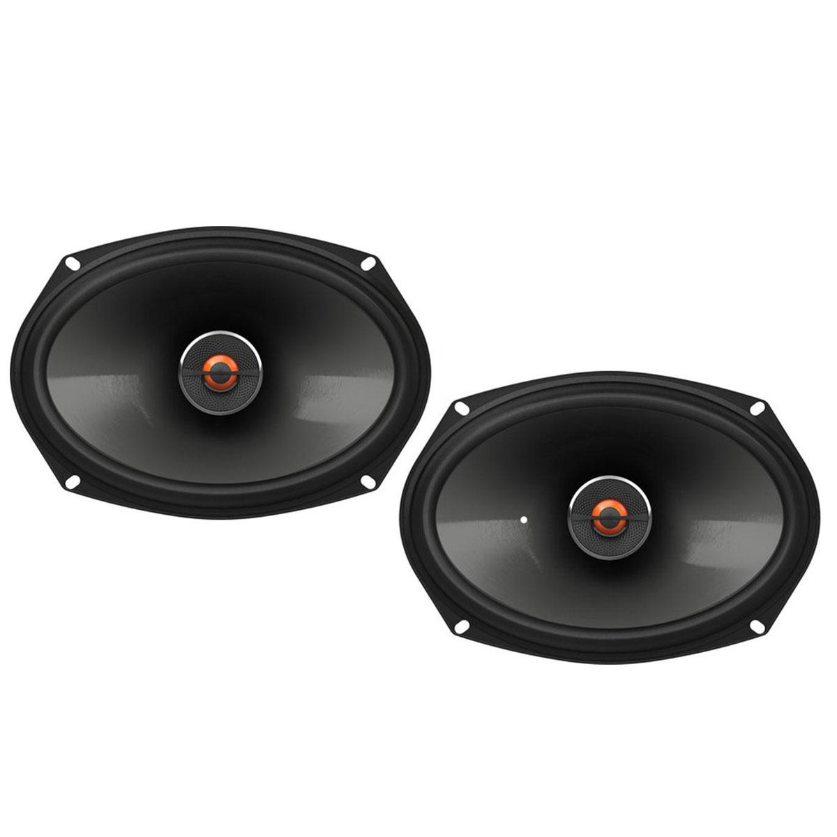 JBL GX962 автоакустика коаксиальнаяGX962Автомобильные динамики JBL GX универсальны и подходят почти под любые разъемы для акустики. Основные особенности серии – новый фирменный дефлектор твитера, индивидуальная настройка и звуковые катушки с сопротивлением 3 Ом, которые обеспечивают оптимальное распределение мощности. Диффузоры JBL GX увеличены при помощи технологии Plus One, также динамики оснащены плавнообтекаемыми твитерами с приводом по краю и, конечно, отличаются неотразимым дизайном. Это не просто великолепный звук, это нечто большее!