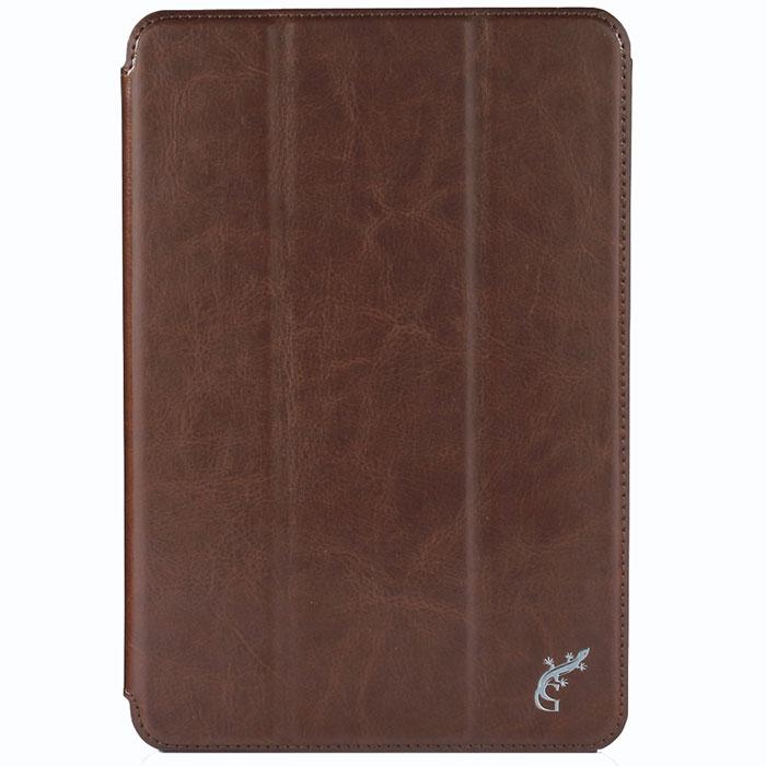 G-Case Slim Premium чехол для Samsung Galaxy Tab A 8.0, BrownGG-584Чехол G-Case Slim Premium для Samsung Galaxy Tab A 8.0 - это стильный и лаконичный аксессуар, позволяющий сохранить устройство в идеальном состоянии. Надежно удерживая технику, обложка защищает корпус и дисплей от появления царапин, налипания пыли. Имеет свободный доступ ко всем разъемам устройства.