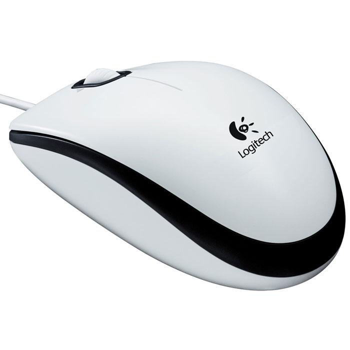 Logitech M100 Mouse, White мышь (910-001605)910-001605,910-005004Logitech Mouse M100 - это удобная в использовании и надежная компьютерная мышь.Быстрая и простая установка - достаточно подключить кабель к USB-порту — и мышь готова к работе. Устанавливать программное обеспечение не требуется.Полноразмерный корпус устройства удобен для длительной работы как правой, так и левой рукой. Прецизионная оптическая технология Logitech Mouse M100 исключает любые ошибочные перемещения и обеспечивает четкое и плавное управление перемещением курсора, точное отслеживание и удобное выделение текста, которые обеспечиваются системой оптического отслеживания с высоким разрешением.