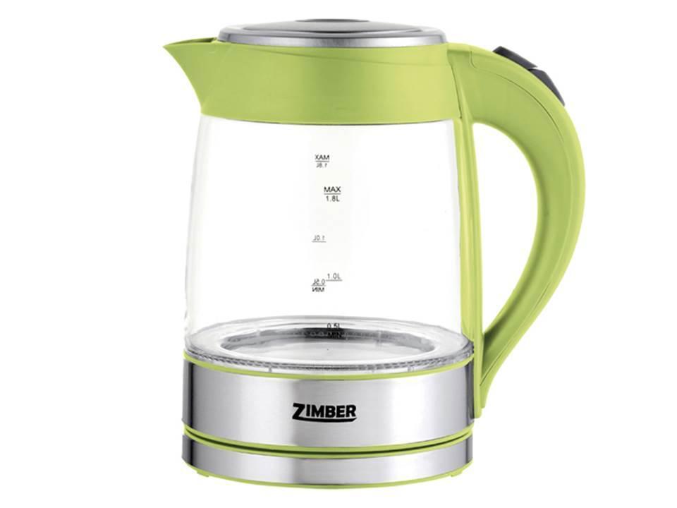 Zimber ZM-10818 электрический чайник чайник электрический купить в интернет магазине дешево