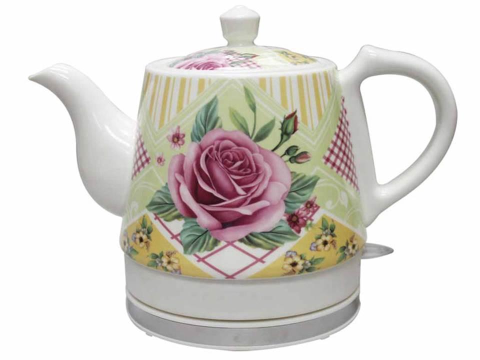 Zimber ZM-10989 электрический чайникZM-10989Электрический чайник Zimber ZM-10989 является прекрасным решением для тех, кто любит устраивать себе перерывы в работе на чашечку чая или кофе. Он прост в управлении и долговечен в использовании. Чайник автоматически выключается при закипании.