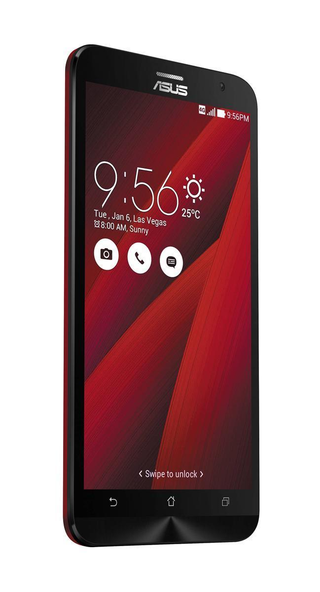 ASUS ZenFone 2 ZE551ML 32GB, Red (90AZ00A3-M01490) - Смартфоны