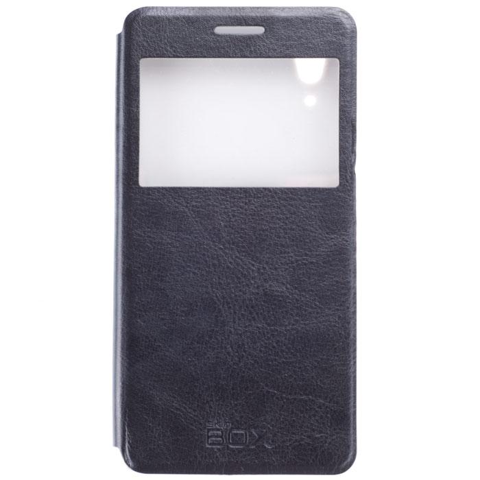 Skinbox Lux AW чехол для Lenovo A6000, BlackP-S-LA6000-004Skinbox Lux AW для Lenovo A6000 обеспечивает надежную защиту смартфона и надежно оберегает его от механических повреждений. Чехол выполнен из искусственной кожи и высокого качества с приятной на ощупь текстурой, а форма открывает свободный доступ ко всем разъемам и элементам вашего устройства.