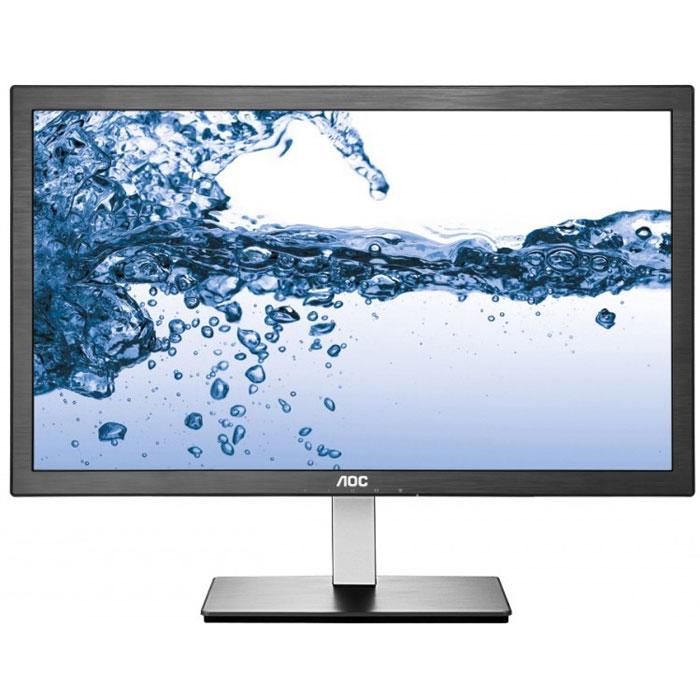 AOC i2476Vwm/01, Black мониторi2476Vwm/01Монитор AOC i2476Vwm/01 впечатлит даже самых требовательных пользователей. Превосходный экран ADS-IPS с диагональю 23,6 дюйма имеет разрешение Full HD 1920 x 1080 и угол обзора 178 градусов для просмотра фильмов и изображений в мельчайших деталях. Любители игр оценят малое время отклика 5 мс, которое уменьшает размытие, и динамическую контрастность 50M:1 которая обеспечивает передачу насыщенных черных оттенков.Встроенные разъемы VGA и HDMI позволяют подключать компьютеры и игровые консоли. Стильная черная отделка и сверхтонкий профиль добавят элегантность в офис или гостиную, а крепление VESA позволяет повесить устройство на стену. Монитор AOC i2476Vwm/01 – это идеальный выбор для тех, кто хочет получить непревзойденное качество изображения и производительность по привлекательной цене.