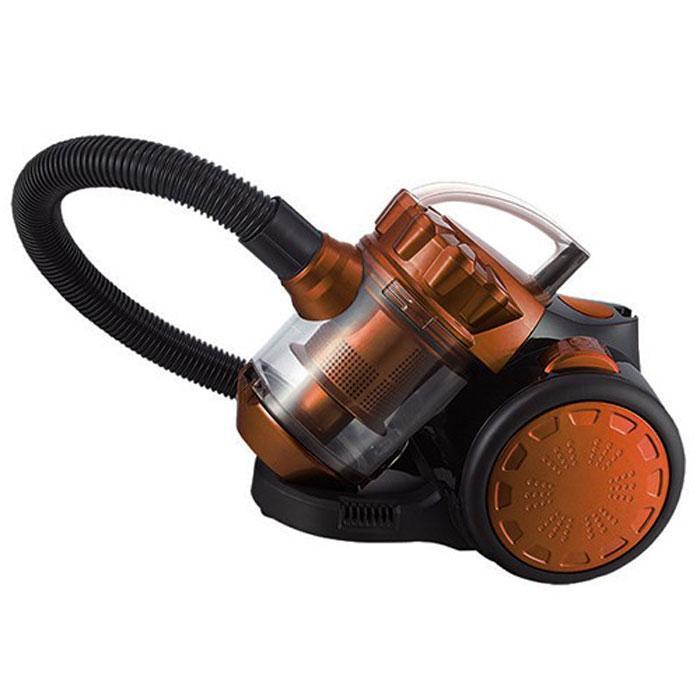 Lumme LU-3206, Black Orange пылесосLU-3206Благодаря возможности настройки длины ручки и понятному интерфейсу вы полностью контролируете процесс уборки.