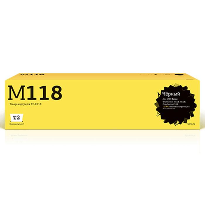 T2 TC-X118 тонер-картридж для Xerox WorkCentre M118/M118i/CopyCentre C118
