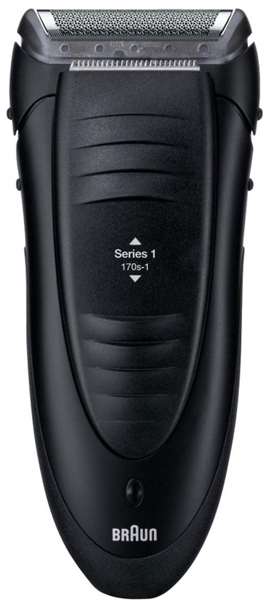 Braun Series 1 170s-1 электробритва170 S-1 Бритвы Серии 1 - простой путь к тщательному бритью Braun Series 1 - прекрасный выбор для начинающих. Практичный дизайн и широкая подвижная бреющая поверхность гарантируют эффективность бритья. Электробритвы Braun Series 1 - простой путь к идеальному бритью. - Простое бритье для требовательных новичков. - Эргономичный дизайн и широкая плавающая бреющая головка для эффективного бритья. - Система FreeFloat™ обеспечивает гладкое бритье. - Маневренная бреющая головка обеспечивает гладкое бритье даже в труднодоступных местах. - Водонепроницаемая, можно мыть водой. Работает от сети.var product_id = 8123912; var shop_id = 38;