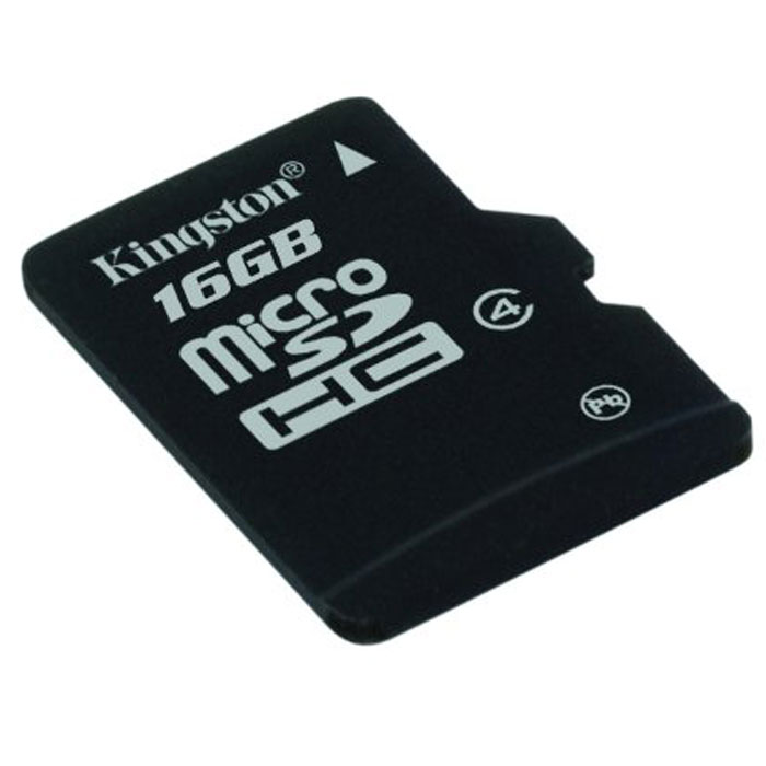 Kingston microSDHC Class 4 16GB карта памяти