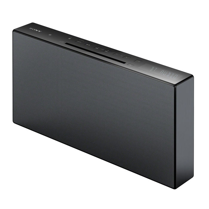 Sony CMT-X3CD, Black микросистема4905524973679Легкий доступ к музыкальной коллекции с помощью этой универсальной компактной Hi-Fi системы Sony CMT-X3CD. Откройте заново свою коллекцию CD-дисков, слушайте последние радиошоу на волнах FM и передавайте музыку по беспроводному соединению Bluetooth через бесперебойное соединение NFC One-touch. Разместите систему на книжной полке, рабочем столе или ночном столике и наполните комнату любимой музыкой.Получите мощное звучание от эргономичной системы Hi-Fi. CMT-X3CD создает звук мощностью 20 Вт по двум аудиоканалам, позволяя широкодиапазонным динамикам создавать сбалансированное звучание даже при прослушивании на высокой громкости.Выбирайте идеальные настройки в зависимости от того, что вы слушаете. В семиполосный эквалайзер встроены настройки для прослушивания R'n'B, хип-хопа, рока и других стилей и жанров.Система CMT-X3CD отличается стильным исполнением. Акцент на боковых поверхностях служит признаком минималистичного дизайна, который создает изысканную форму, которая гармонично вписывается в любой интерьер.