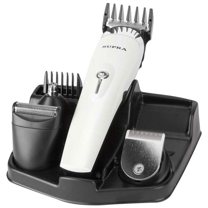 Supra RS-405, White набор для стрижки и бритья - Машинки для стрижки