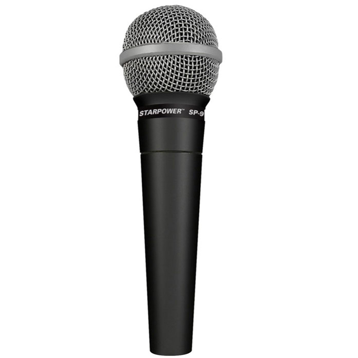 Nady SP-9, Black микрофонSP-9Микрофон Nady SP-9 может по праву считаться многоцелевым. Область его применения поистине безгранична: начиная от домашних студий и заканчивая подзвучиванием вокала и инструментов на живых концертных выступлениях. Линейная частотная характеристика обеспечивает полноценную передачу всего слышимого диапазона частот и минимальный уровень искажений. Благодаря направленной поляризации (кардиоида), микрофон в меньшей степени подвержен действию обратной связи. Кабель в комплект не входит.