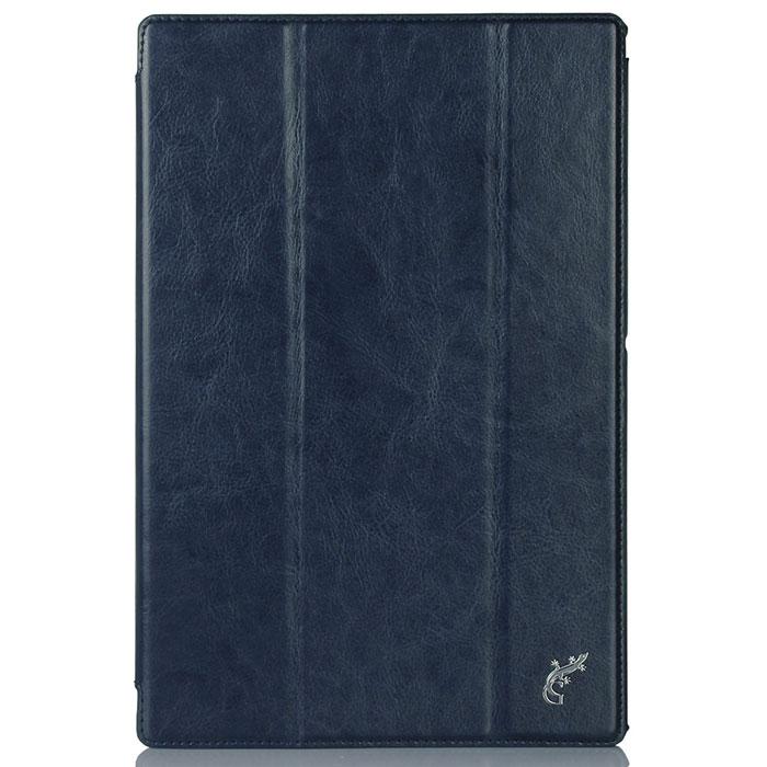 G-Case Slim Premium чехол для Sony Xperia Tablet Z4, Dark BlueGG-597Обладатели планшетов знают, как важно беречь устройство от негативных внешних и прочих механических воздействий. В противном случае можно довольно быстро расстаться с дорогостоящим гаджетом. Во избежание неприятных сюрпризов достаточно купить чехол G-CaseSlim Premium для Sony Xperia Tablet Z4, чтобы наслаждаться своим смартфоном дома, на досуге или в дороге. Чехол тщательно продуман разработчиками для обеспечения максимальной защиты электронного устройства от пыли, влаги, грязи, ударов, падений, царапин и потертостей.