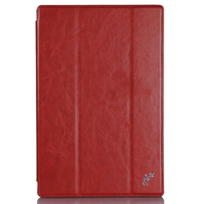 G-Case Slim Premium чехол для Sony Xperia Tablet Z4, RedGG-593Обладатели планшетов знают, как важно беречь устройство от негативных внешних и прочих механических воздействий. В противном случае можно довольно быстро расстаться с дорогостоящим гаджетом. Во избежание неприятных сюрпризов достаточно купить чехол G-CaseSlim Premium для Sony Xperia Tablet Z4, чтобы наслаждаться своим смартфоном дома, на досуге или в дороге. Чехол тщательно продуман разработчиками для обеспечения максимальной защиты электронного устройства от пыли, влаги, грязи, ударов, падений, царапин и потертостей.