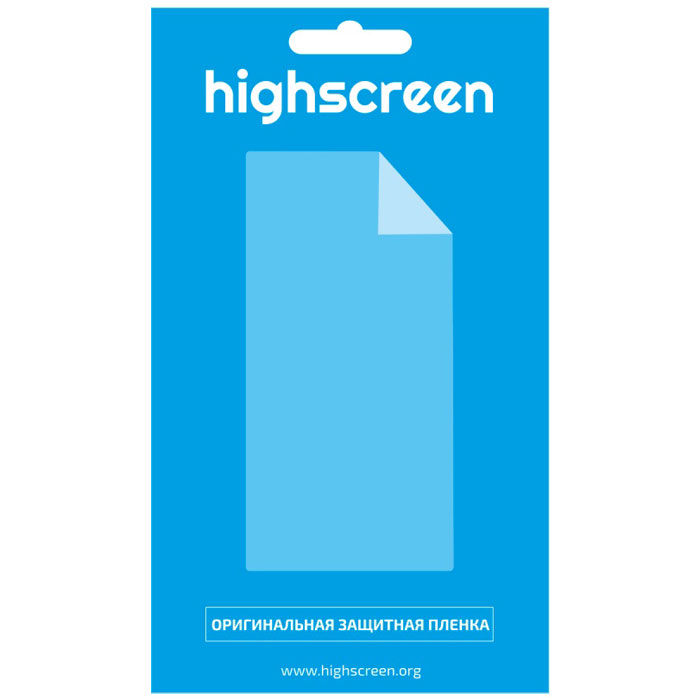 Highscreen защитная пленка для Pure F, матовая22848Матовая защитная пленка для смартфонаHighscreen Pure F надежно защитит экран вашего смартфона от царапин, брызг и пыли.