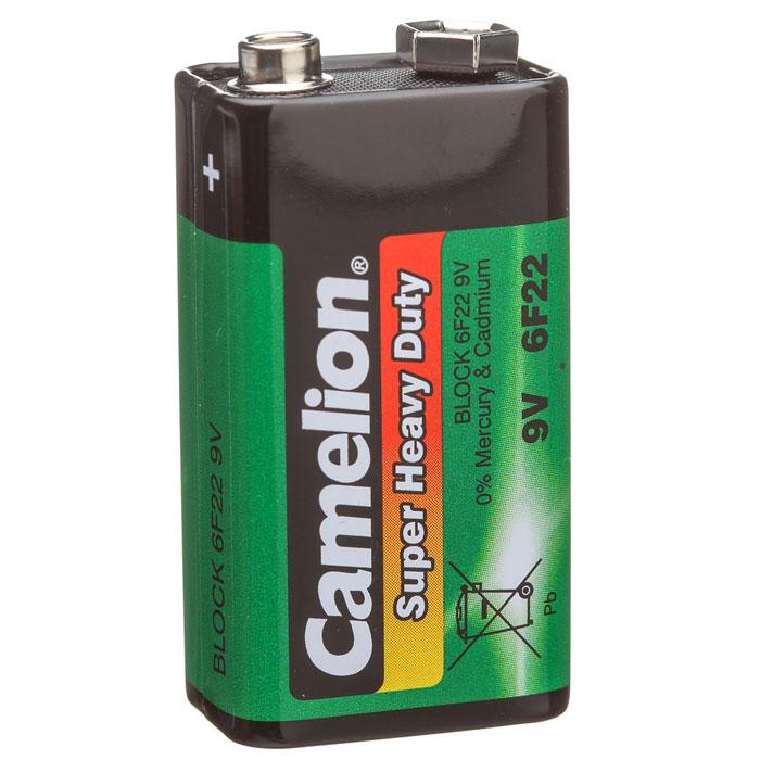 Camelion 6F22 SR-1 (6F22P-SP1G) батарейка, 9В