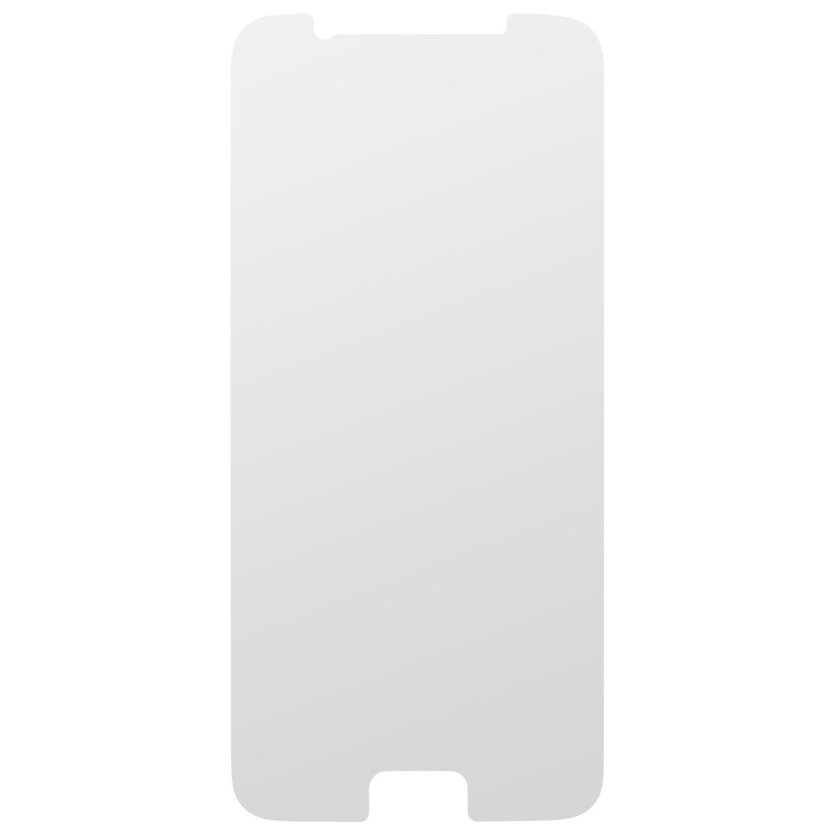 Highscreen защитное стекло для Samsung Galaxy S6, прозрачное22889Защитное стекло Highscreen для Samsung Galaxy S6 - надежная защита экрана смартфона от грязи, пыли, отпечатков пальцев и царапин. Стекло изготовлено точно по размеру экрана, отличается кристальной прозрачностью и имеет все необходимые прорези.