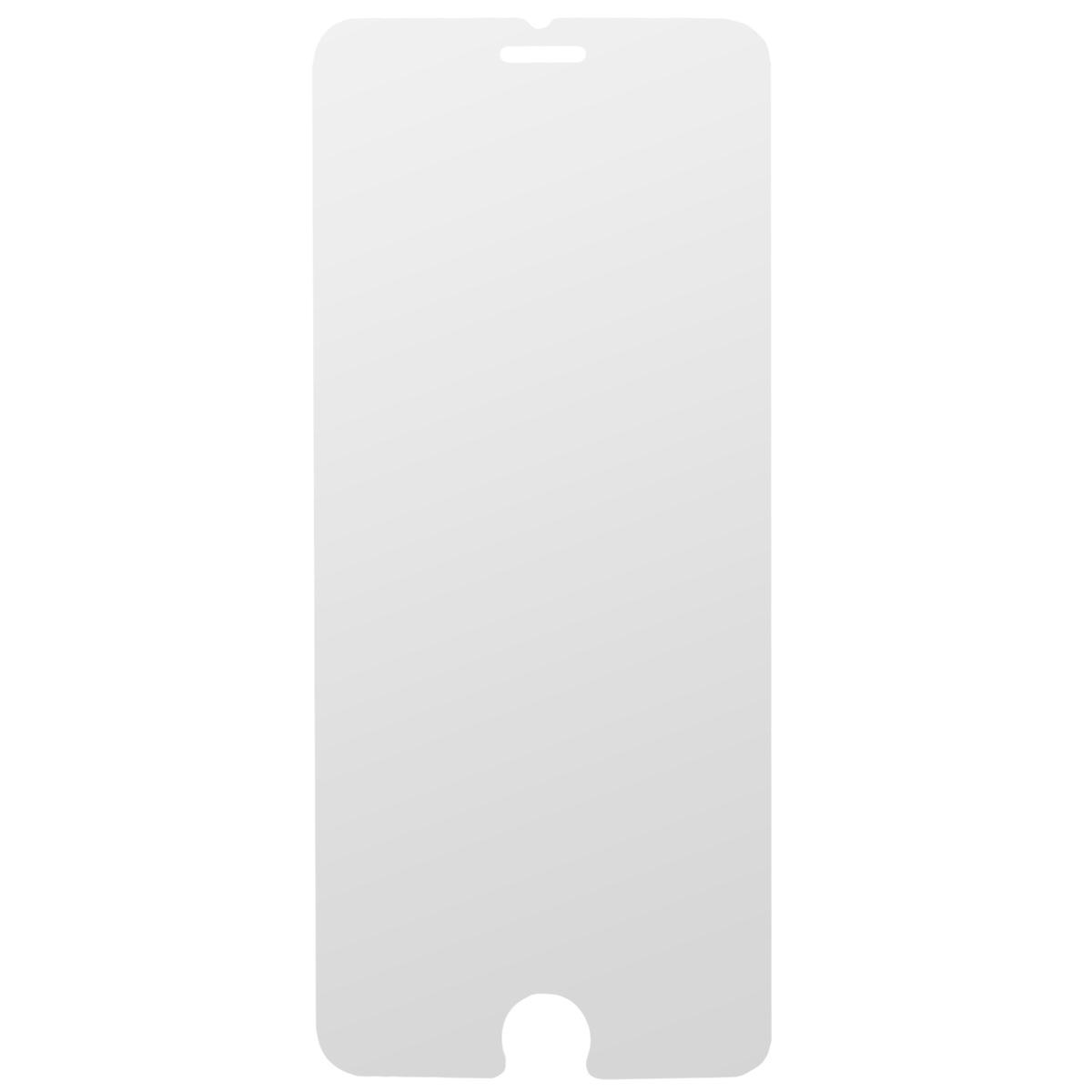 Highscreen защитное стекло для iPhone 6 Plus, прозрачное22884Защитное стекло Highscreen дляiPhone 6 Plus - надежная защита экрана смартфона от грязи, пыли, отпечатков пальцев и царапин. Стекло изготовлено точно по размеру экрана, отличается кристальной прозрачностью и имеет все необходимые прорези.