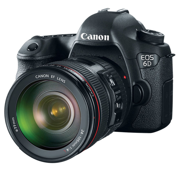Canon EOS 6D Kit 24-105 IS STM цифровая зеркальная фотокамера canon canon eos 6d 24 105