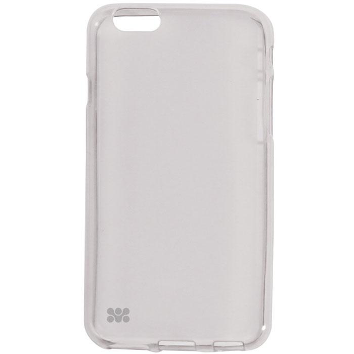 Promate Akton-i6 чехол-накладка для iPhone 6, Grey00008221Akton-i6 входитЦветную коллекцию Promate и предназначен исключительно для сохранения внешнего вида вашего iPhone 6. Разнообразная красочная палитра добавит изюминку вашему телефону.