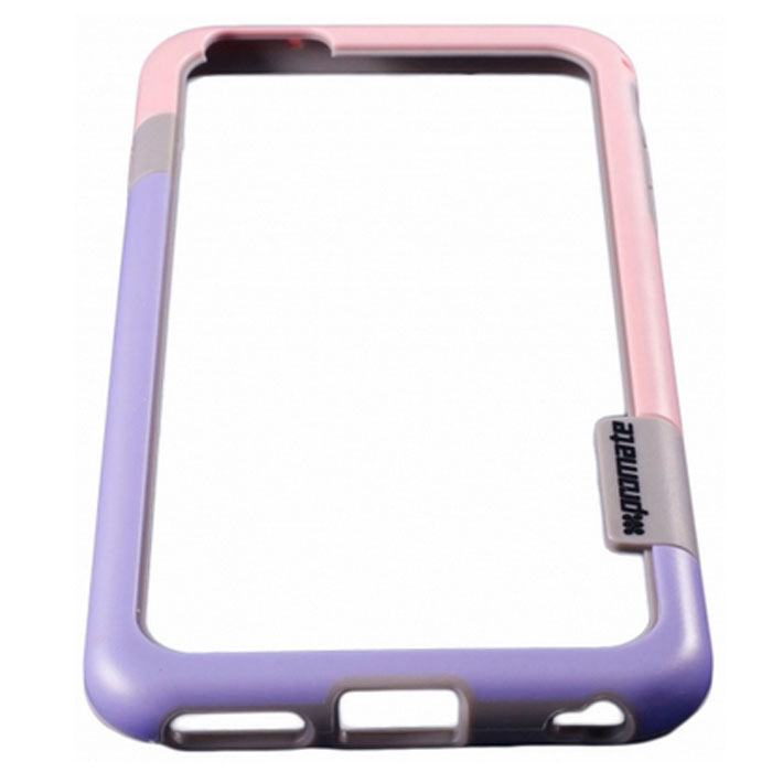 Promate Fendy-i6P чехол-накладка для iPhone 6 Plus, Pink promate tama i6p чехол для iphone 6 plus black