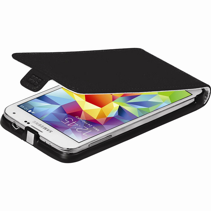 все цены на  Promate Filion-S5 чехол для Samsung Galaxy S5, Black  онлайн