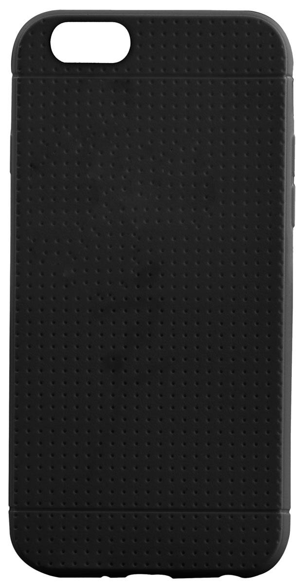 Promate Flexi-i6 чехол-накладка для iPhone 6, Black