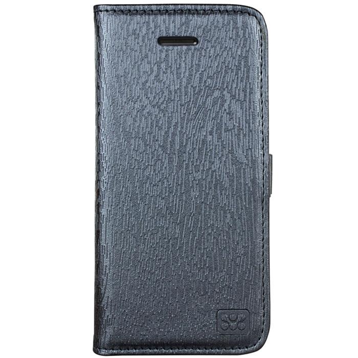 Promate Tava 5c чехол для iPhone 5c, Blue00008135Promate Tava 5c- премиум чехол с флип крышкой, изготовленный из люксовой кожи специально для iPhone 5c. Он обеспечивает полную защиту вашего смартфона со всех сторон. Конструкция позволяет использовать чехол как горизонтальную подставку для iPhone 5 с. Дополнительный карман на внутренней стороне откидной крышки позволяет хранитьпластиковые карты, визитки и другие аксессуары. Магнитный замок надежно прижимает крышку чехла в том время, когда телефон вам не используется и обеспечивает полную защиту iPhone 5c на весь срок его службы.
