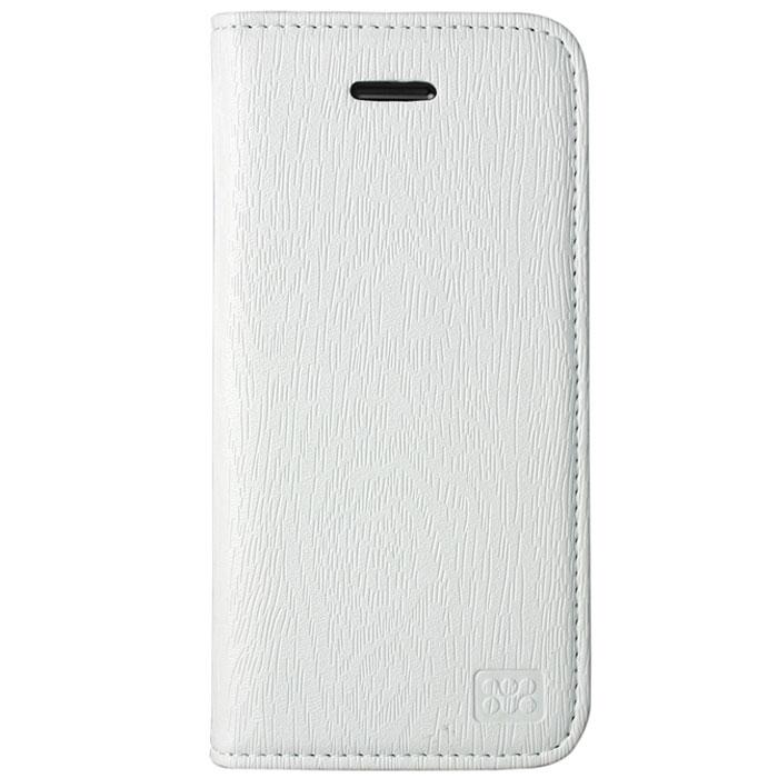 Promate Tava 5c чехол для iPhone 5c, White00007718Promate Tava 5c- премиум чехол с флип крышкой, изготовленный из люксовой кожи специально для iPhone 5c. Он обеспечивает полную защиту вашего смартфона со всех сторон. Конструкция позволяет использовать чехол как горизонтальную подставку для iPhone 5 с. Дополнительный карман на внутренней стороне откидной крышки позволяет хранитьпластиковые карты, визитки и другие аксессуары. Магнитный замок надежно прижимает крышку чехла в том время, когда телефон вам не используется и обеспечивает полную защиту iPhone 5c на весь срок его службы.