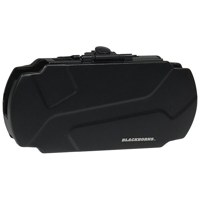 все цены на  Защитный чехол Black Horns Luxury для Sony PSP 2000/3000 (черный)  онлайн