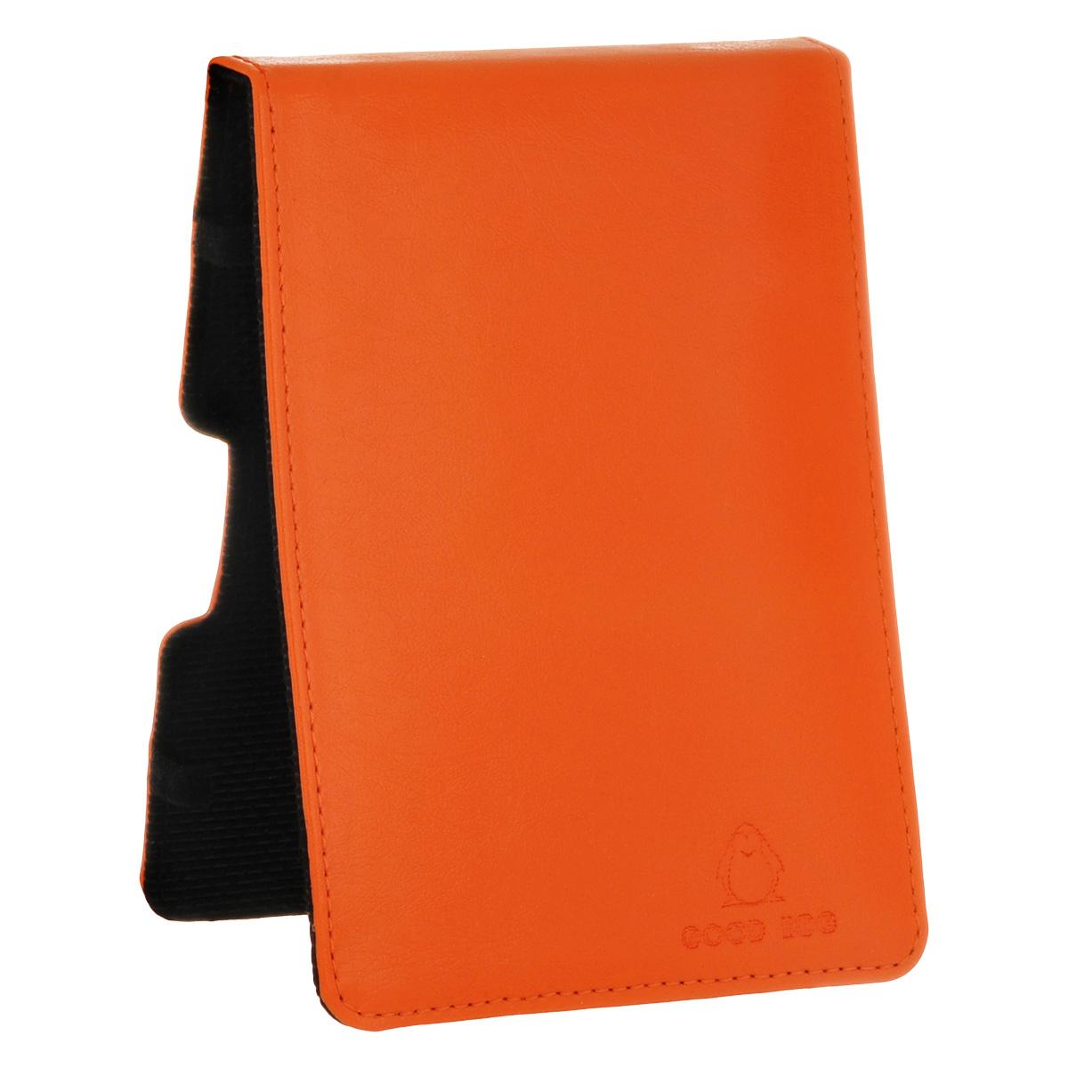 Good Egg Lira чехол для PocketBook 650, Orange for pocketbook 515 good egg lira orange ge pb515lir2250
