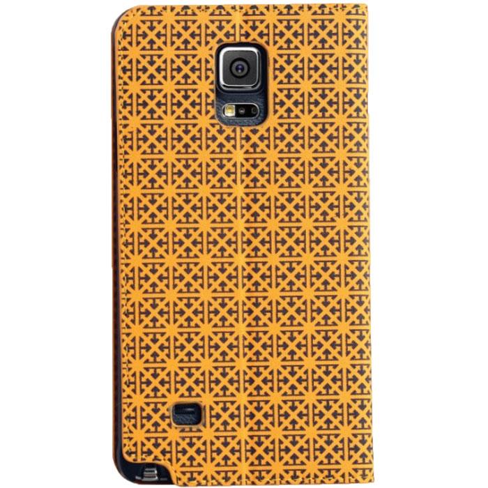 Promate Rouge-N4 чехол для Samsung Galaxy Note 4 , Yellow00008361Rouge-N4 обеспечивает Ваш Galaxy Note 4 великолепную защиту. Благодаря продуманному дизайну этот чехол можно сложить в удобную подставку, например, для просмотра клипов или фильмов на Вашем смартфоне. Разработанный специально для Galaxy Note 4 он обеспечивает прекрасный доступ к разъему для наушников, порту зарядки телефона, камере и динамику. Стильная защита от Promate!