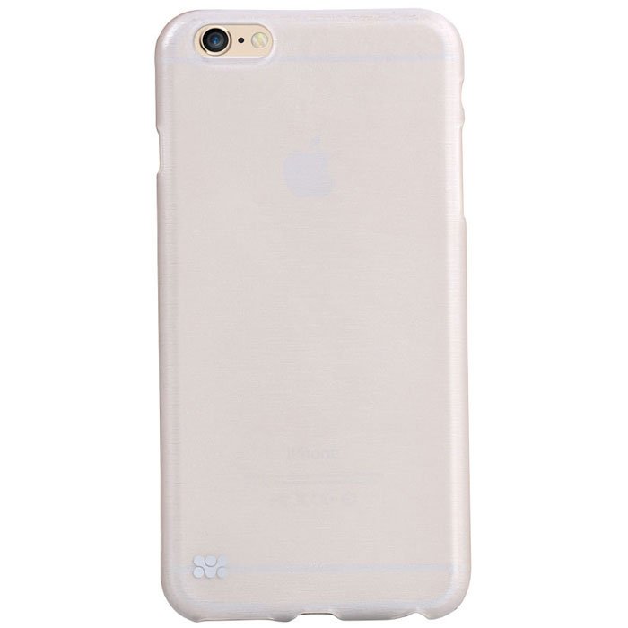 все цены на  Promate Schema-i6P чехол-накладка для iPhone 6 Plus, White  онлайн