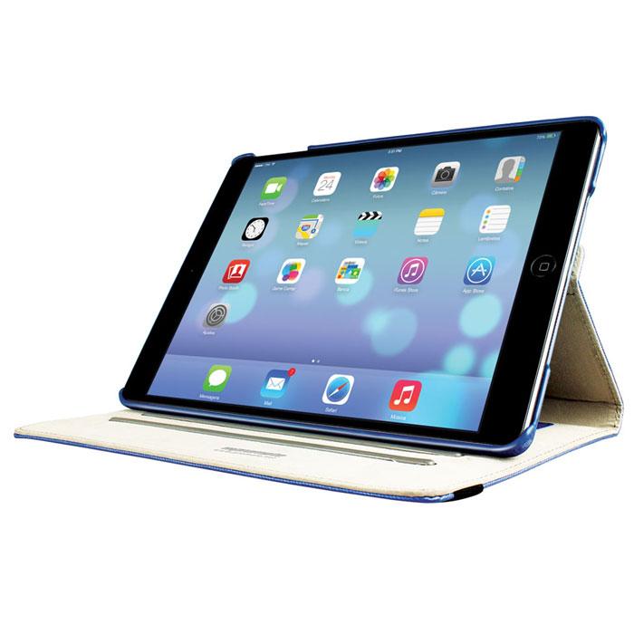 Promate Spino-Air чехол для iPad Air, Blue max frisch i m not stiller