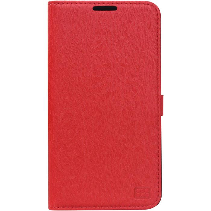 Promate Tava-S5 чехол для Samsung Galaxy S5, Red00007902Promate Tava-S5 - это премиум чехол с флип-крышкой, изготовленный из люксовой кожи для Samsung Galaxy S5. Он обеспечивает полную защиту вашего смартфона со всем сторон. Конструкция позволяет использовать чехол как горизонтальную подставку для Samsung Galaxy S5. Дополнительный карман на внутренней стороне откидной крышки позволяет хранить пластиковые арты, визитки и прочее. Магнитный замок надежно прижимает крышку чехла, в то время, когда телефон вами не используется и обеспечивает полную защиту Samsung Galaxy S5 на весь срок его службы.