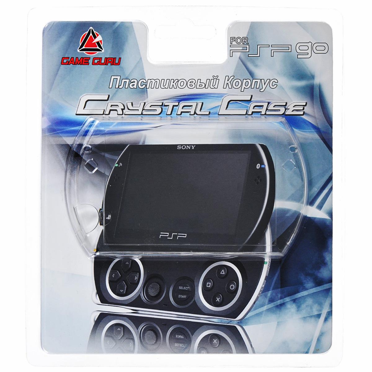 Пластиковый корпус Game Guru Crystal Case для Sony PSP GO (PSPGO-Y047)PSPGO-Y047Пластиковый корпус Game Guru Crystal Case для Sony PSP Go сделан из прочного поликарбонатного материала и надежно защищает вашу игровую консоль от царапин и сколов. Конструкция корпуса обеспечивает свободный доступ ко всем кнопкам управления, а также не закрывает разъем карты памяти и аудиовыхода.