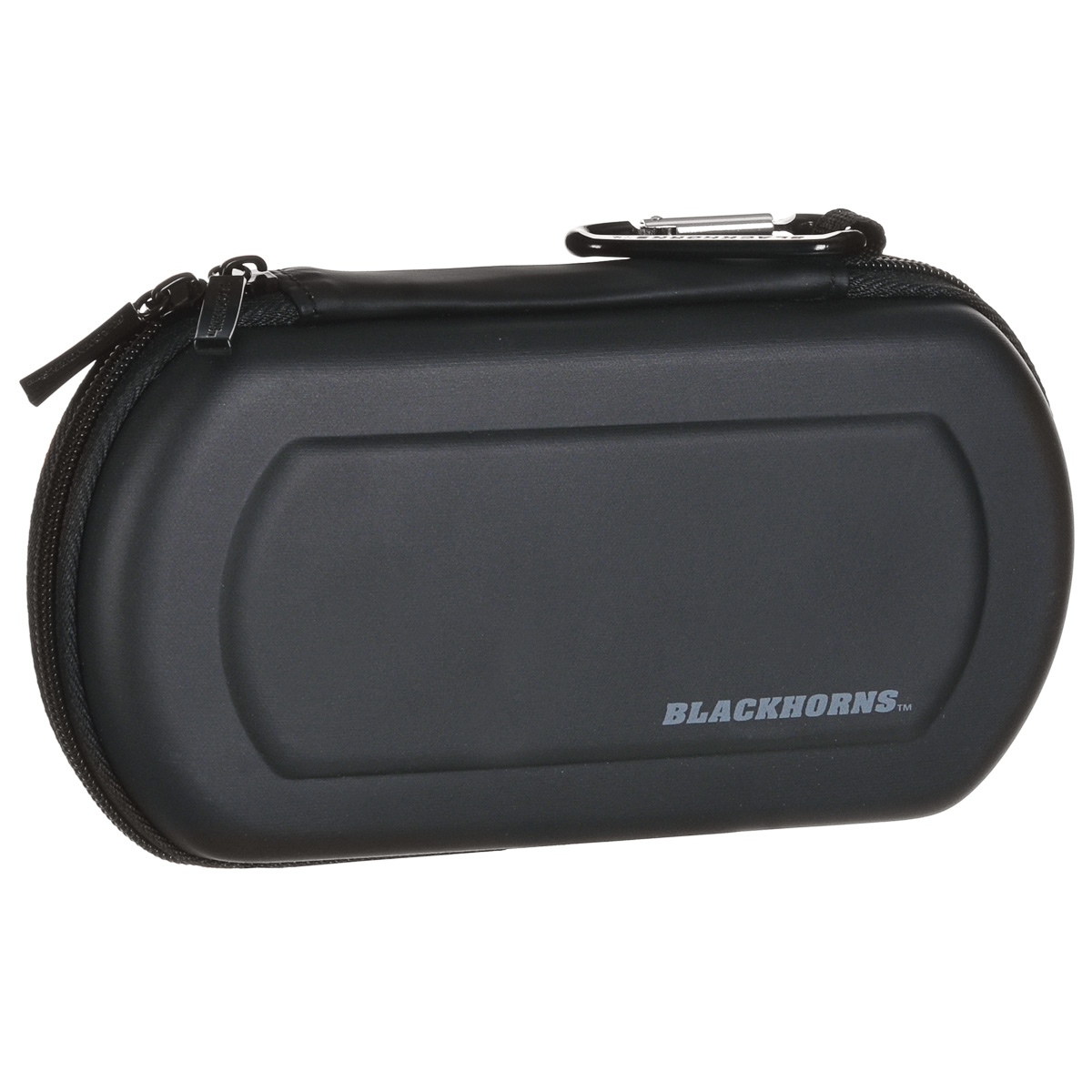 Защитный чехол Black Horns для Sony PSP E1000/2000/3000 (New Version), черныйBH-PSP02201(R)Защитный чехол Black Horns для Sony PSP E1000/2000/3000 убережет вашу портативную игровую консоль от механических повреждений: ударов, царапин, тряски. Чехол отлично сшит, швы занимают минимум места. Особенностью данной модели является возможность трансформации для просмотра фильмов. Чехол также имеет отделения для UMD-дисков и других аксессуаров.