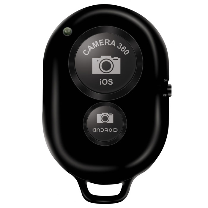 Promate Zap брелок с Bluetooth00007617С Promate Zap сделать селфи еще проще! Bluetooth-пульт для управления фотоаппаратом в вашем смартфоне решает все вопросы. Просто закрепите телефон на штативе или моноподе и делайте фотографии одним нажатием. Никаких проводов и ограничений!Версия Bluetooth:3.0Радиус действия: до 10 м