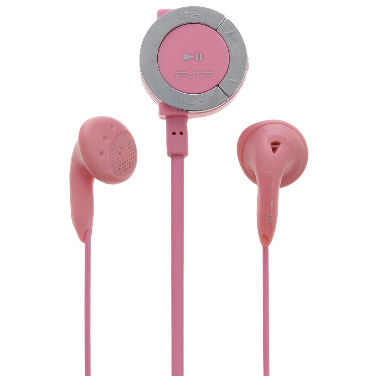 Game Guru Наушники для Sony PSP 2000/3000 (розовый)PSP2000-Y015Наушники Game Guru отлично подойдут для вашей игровоприставки Sony PSP 2000 или Sony PSP 3000. Особенностью наушников является пульт, с помощью которого можно управлять воспроизведением музыки. Функции пульта: воспроизведение/пауза, перемотка вперед/назад, переход к следующему/предыдущему треку, повышение/уменьшение громкости, а также блокировка клавиш. С наушниками Game Guru для Sony PSP 2000/3000 вы сможете полностью погрузиться в мир музыки, фильмов и игр.