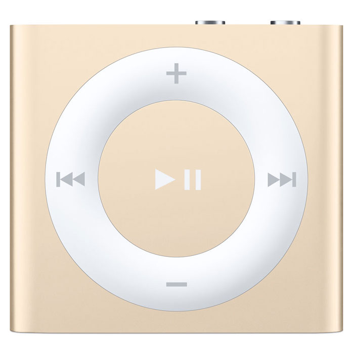 Apple iPod Shuffle 2 GB, Gold MP3-плеер